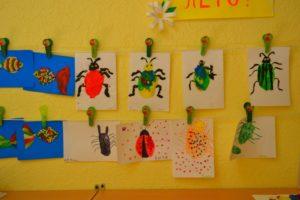 насекомые галерея
